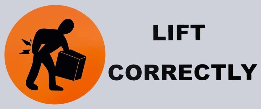SafetyAtWork-Myth of correct lifting