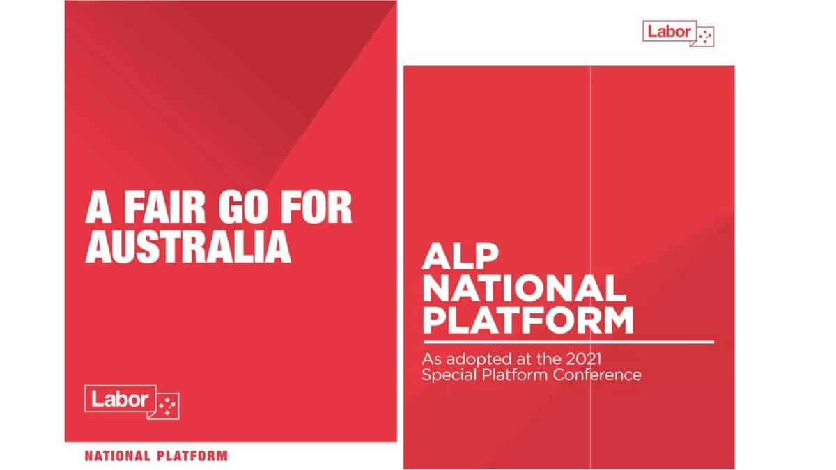 The OHS agenda of the Australian Labor Party