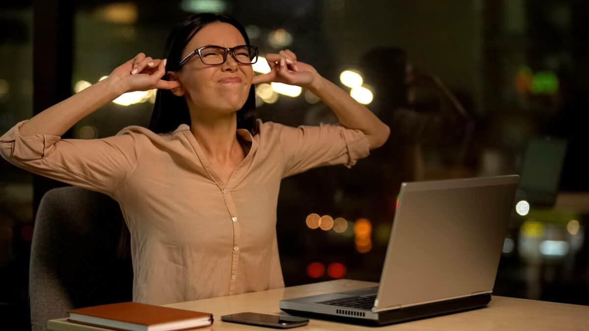 Office Noise and Mental Health