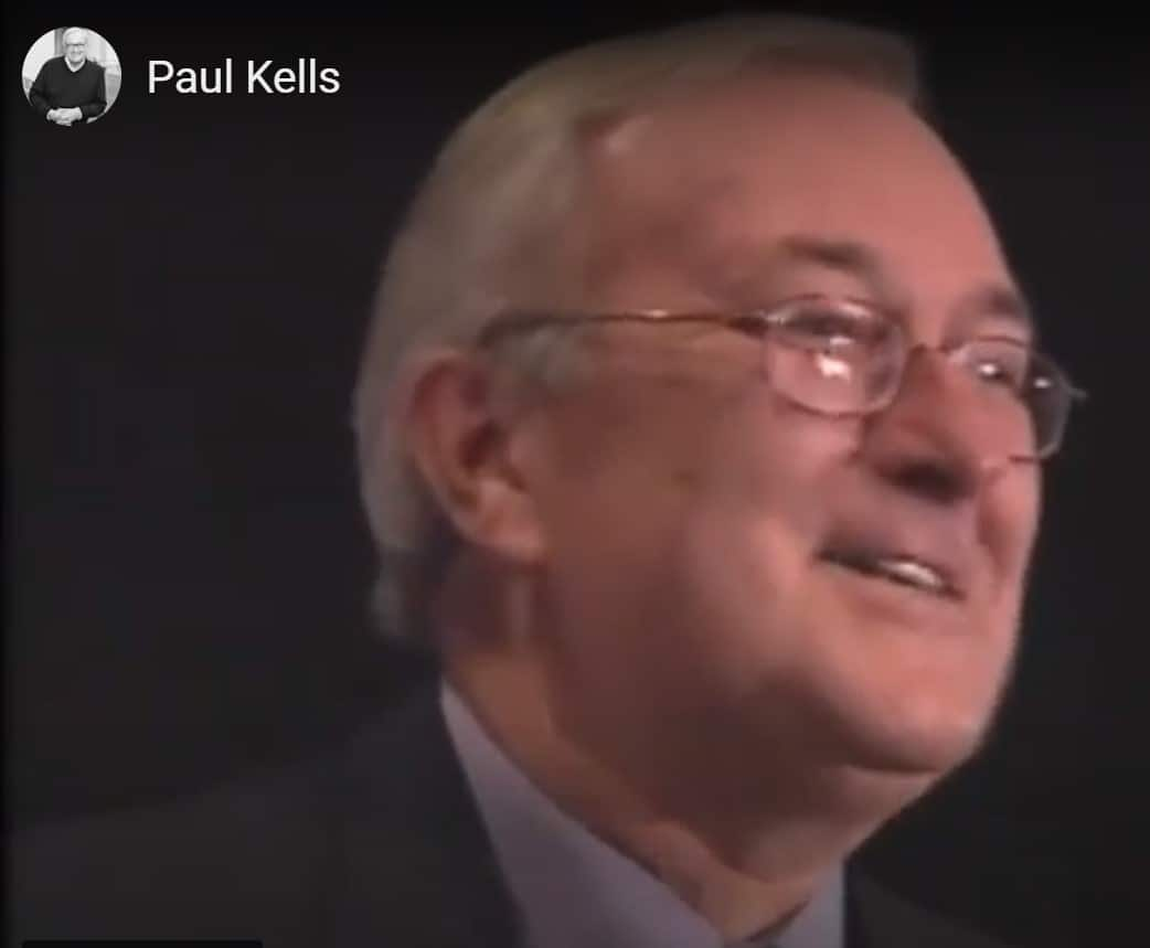 2000 Interview with Paul Kells